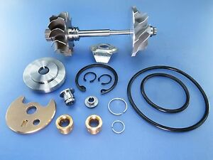 Chrysler Le Baron 2 2l Te04h 13c Turbo Comp Wheel Shaft Wheel Rebuild Kit