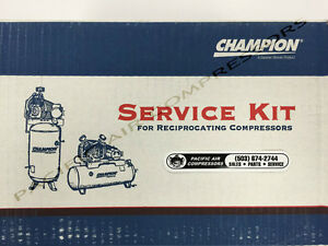 Champion Replacement Synthetic Service Kit Z11893 Rv 30 R 30 Pump