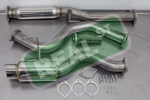 Skunk2 Megapower Rr 76mm Exhaust Ek Jdm Civic Hatchback 413 05 6015