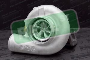 Precision Turbo Hp Cover Cea Billet 6766 Journal Bearing T3 82 V Band