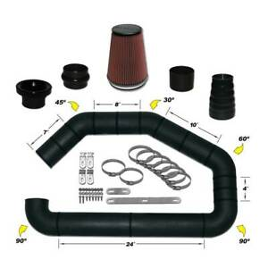 Airaid Universal Performance Air Intake 4 Inch Master Kit With 700 469 101 400