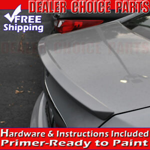 For 2011 2012 2013 2014 Hyundai SONATA FACTORY STYLE SPOILER Lip Wing UNPAINTED $43.79