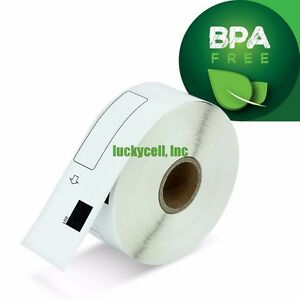 Roll Of Dk 2214 Brother compatible continuous Labels bpa Free