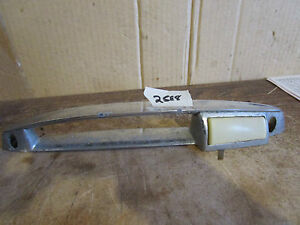Gm 4840420 1962 Cadillac Door Pull Handle Part