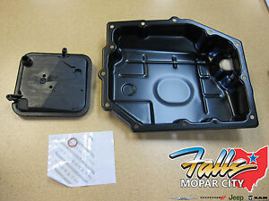 2003 2012 Chrysler Jeep Dodge Ram Transmission Oil Pan Filter Mopar Oem