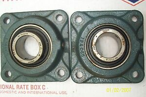 Dodge Ball Bearing Flange 124065