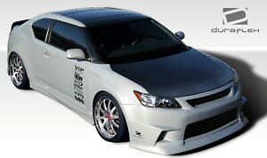 11 13 Scion Tc Duraflex Gt Concept Body Kit 4pc 107652