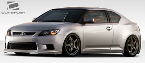 11 13 Scion Tc Duraflex X 5 Body Kit 5pc Body Kit 107602