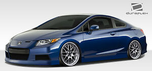 12 13 Honda Civic 2dr Duraflex Bisimoto Edition Body Kit 4pc 108099
