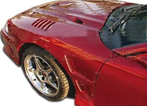 94 98 Ford Mustang Duraflex Velocity Fenders 2pc 101439