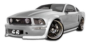 05 09 Ford Mustang Duraflex Eleanor Body Kit 5pc Body Kit 104867