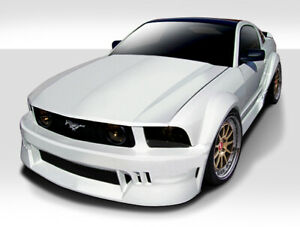 05 09 Ford Mustang Duraflex Hot Wheels Wide Body Kit 8pc Body Kit 110213