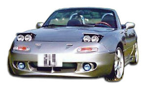 90 97 Mazda Miata Duraflex Re Front Bumper 1pc Body Kit 100960