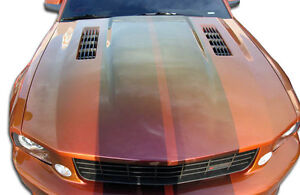 05 09 Ford Mustang Duraflex Colt Hood 1pc Body Kit 104877