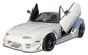 90 97 Mazda Miata Duraflex Vx Body Kit 4pc 104569