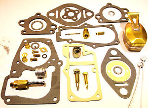 Continental Engine Carburetor Kit Float F162 F163 F400 F263 4 Cylinder 12026