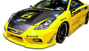 00 05 Toyota Celica Duraflex Bomber Body Kit 4pc 111023