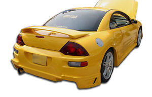 00 05 Mitsubishi Eclipse Duraflex Blits Rear Bumper 1pc Body Kit 100119