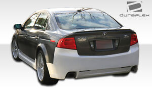 04 08 Acura Tl Duraflex K 1 Rear Bumper 1pc Body Kit 103523