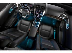 Oem Stock Ford Factory Interior Ambient Color Colors Light Kit Led