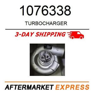 1076338 New Turbocharger Turbo For Caterpillar Cat 3046 Td06 Free Delivery