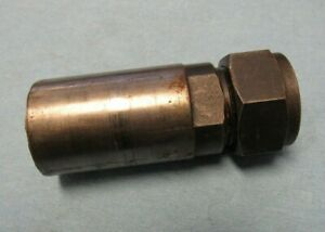 Kennametal Straight Shank Collet Chuck 3 75 Oal 1 50 Shank Cc5