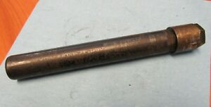 Straight Shank Collet Chuck 10 Oal 1 25 Shank Cc8 Free Shipping