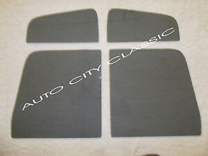 1955 1964 Dodge Standard Truck Grey Vent Door Glasses 55 66 Town Wa