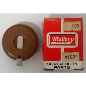 Mallory Distributor Rotor Old Type 8 Cylinder Ir 12 13 16 17 Series 28223