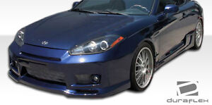 07 08 Fits Hyundai Tiburon Duraflex Spec R Body Kit 4pc Body Kit 106004