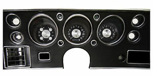 Classic Instruments Chevelle Malibu Ss Gauges Cluster American Tradition Series
