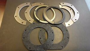 Jeep Willys Mb Gpw Cj2a M38 M38a1 Steering Knuckle Seals Pair