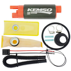 Kemso 340lph High Performance Fuel Pump For 3 8l 5 7l V6 V8 Tpi Lt1 Lt4 Iroc Z28