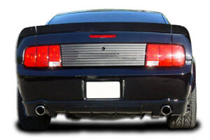 05 09 Ford Mustang Couture Cvx Wing Spoiler 3pc Body Kit 104796