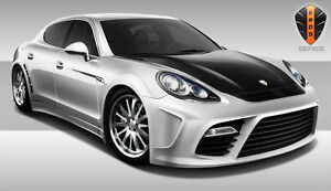 10 13 Porsche Panamera Eros Version 4 Wide Body Kit 10pc 108312