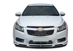11 14 Chevrolet Cruze Couture Rs Look Front Lip 1pc Body Kit 106922