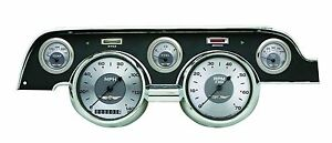 Classic Instruments 1967 68 Ford Mustang Gauge Cluster American Series Mu67aw