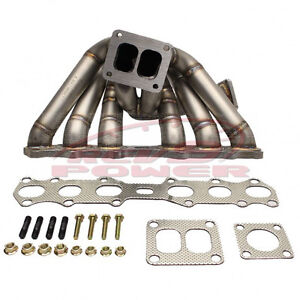 Hp series Supra 1jzgte Equal Length T4 Turbo Manifold