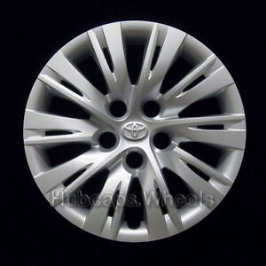 Toyota Camry 2012 2014 Hubcap Genuine Factory Original Oem 61163 Wheel Cover