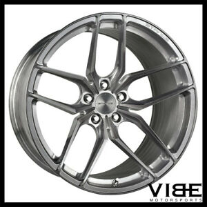 20 Stance Sf03 Titanium Forged Concave Wheels Rims Fits Cadillac Cts V Coupe