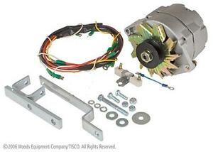 Alternator Conversion Kit For Ford Naa Jubilee Tractors