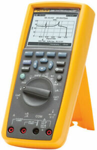 Fluke 289 Trms Industrial Logging Multimeter Complete W Accessories