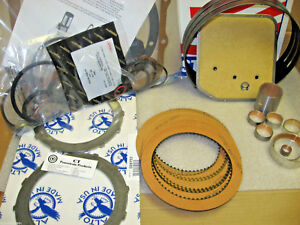 A727 727 Tf8 36rh 37rh Super Master Rebuild Overhaul Kit 1971 on Torqueflite 8