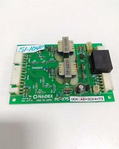 Nadex Printed Circuit Board Pc 975 00a A2 3014 73