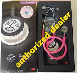 5631 3m Littmann Classic Iii Breast Cancer Awareness Pink 27