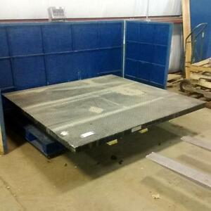 Roughdeck Floor Scale 6ft X 6ft Missing Legs