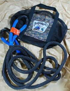 Bubba Rope 176660blg 7 8 X 20 Bubba Blue Eyes Recovery Rope