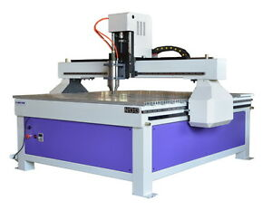 New 3kw Cnc Router Miller 130cmx130cm 3d Engraver Letters Sign making 51 x51