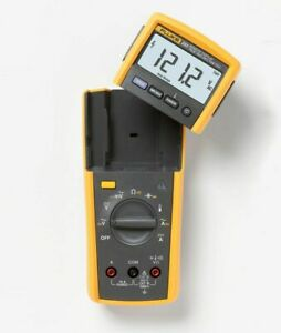 Fluke 233 True rms Digital Multimeter W Remote Wireless Magnetic Display