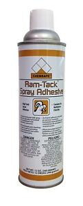 Ram tack Spray Adhesive Case Of 12 Free Shipping